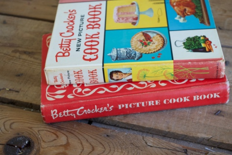 Two Editions - Betty Crocker's Picture Book and New Picture Book